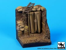 Black Dog 1/35 Trench Entrance Section WWI Diorama Base (70mm x 60mm) D35052