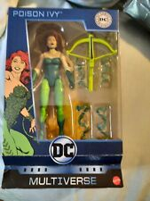DC Comics DC Multiverse Poison Ivy Batman 80 Years Collection Brand New