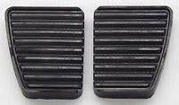 FORD ANGLIA 105E CLUTCH & BRAKE PEDAL PAD RUBBER