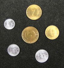 Slovenia coins set of 6 pieces UNC
