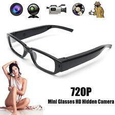 32GB HD 720P Spy Glasses Mini Hidden Camera Eyewear Cam DVR Video Recorder