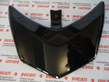 Coperchio fianchetti carena tegolino rear fairing Ducati Hypermotard 1100 nero