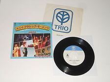 """Kalapana - 7"""" JAPAN Single - Many Classic Moments - Trio Records AW-110"""
