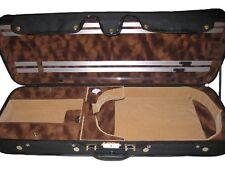 "Vio Music Strong Wooden Shell Viola Case 15""-17"" Adjustable, Spacious Compartmen"