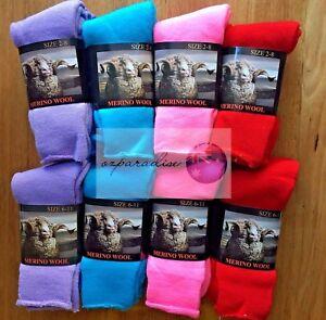 3 Pairs Top Quality 90% Merino Wool SUPER SOFT WARM Dress Work Socks