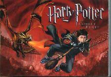 Harry Potter Goblet Of Fire UK Exclusive Complete 80 Card Base Set