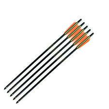 "crossbow bolts carbon black 22"" (5/pcs) Armex xbow bolts"