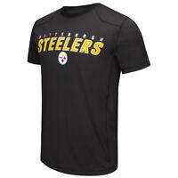 Pittsburgh Steelers G-III NFL Short Sleeve Synthetic Performance Tee-Size M