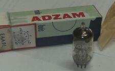 EAA91 electronic tube (equivalent 6AL5) ADZAM