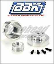 BBK Performance 1553 Underdrive Pulley Kit 1986-1993 Ford Mustang GT 5.0L