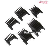 Universal plastic Slide-On attachment comb Moser 3-25mm 1pcs