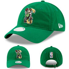 New Era Boston Celtics 9Twenty Adjustable Dad Hat Green Women strapback Cap