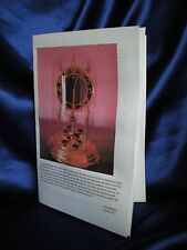 "Instruction Booklets 4 Kundo 12"" 400 Day Anniversary Clock Suspension Spring"