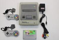 Nintendo Super Famicom Console DragonBall Z 3 DBZ SFC SNES Japan Import K1481