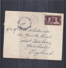 Ships, Boats Used Great Britain Postal History