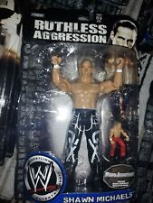 WWE RUTHLESS AGGRESSION SHAWN MICHAELS HBK FIGURE SEALED
