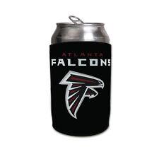 New NFL Atlanta Falcons Soda Can Bottle Beer Holder Koozie Neoprene Cooler