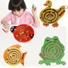 Magnetic Maze Series Educational Kids Toys Puzzle Game Small Pen Labyrinth New