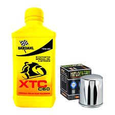 Kit tagliando Bardahl XTC 15W50 filtro olio Harley Davidson Sportster - Softail