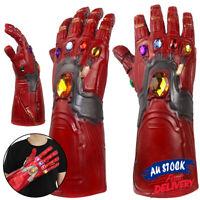 NEW Kids Thanos Gauntlet Iron Man Avengers Infinity War