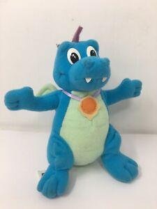 "Vintage 1999 Playskool Dragon Tales Flying Dragons Ord Plush 6"" Rare"