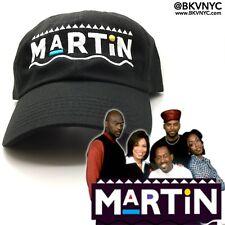 Martin Show Dad Cap Hat OG Custom 90s X Logo Vtg Retro