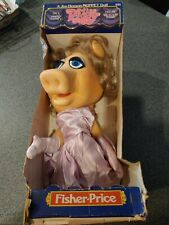 1979 Miss Piggy Hand Puppet Fisher Price
