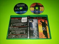 Jeepers Creepers 1 + 2 Blu Ray 2-Disc Set TESTED VERY GOOD Double Feature Horror