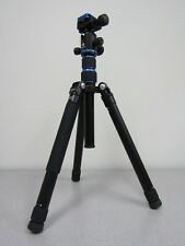Benro ProAngel Aluminum Tripod Kit #1 Series, B0 Head - Max Load 17.6 lb (8 kg)