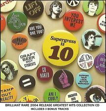 Supergrass - Very Best Greatest Ultimate Hits Collection RARE CD Brit Pop Indie