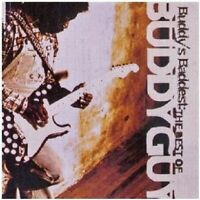 "BUDDY GUY ""BUDDY'S BADDEST: THE BEST OF BUDDY GUY"" CD NEUWARE"