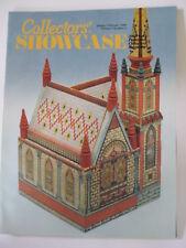 1989 vtg antique R Bliss Pawtucket Charles Crandall Froebel Blocks tin toy Betal