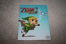 Legend of Zelda Phantom Hourglass - Prima Official Game Guide Brand New R711