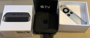 Apple TV 3rd Generation 8GB Digital HD Media Streamer w/ All Cables Remote & Box
