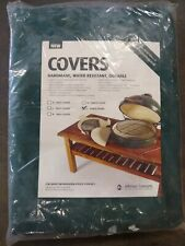 Big Green Egg Waterproof Cover for Egg and Table (Large Size)