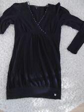 APART Damen Pullover Longpulli Gr.38 Dunkelblau