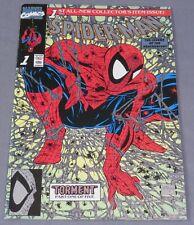 SPIDER-MAN #1 (Platinum Retailer Incentive Variant Edition) Todd McFarlane 1990