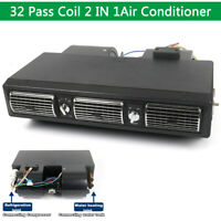 Car Truck Heater & Cool Air Conditioner Underdash Evaporator Blower Fan 32 Coil