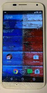 READ 1ST Motorola MOTO X 1ST Gen White 16GB XT1056 CDMA Unlocked Fast Ship  Used