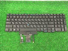 Genuine Dell Latitude E5550 E5570 5580 5590 HEBREW Backlit Keyboard 060HD1