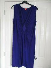 Monsoon Purple Jersey Dress Size 20