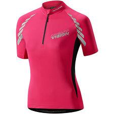 Altura Womens Short Sleeve Pink Jersey UK Size 8 (BP085) RRP £39.95