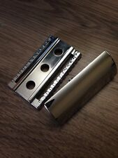 Custom Razor HEAD DE MADE TO FIT Merkur Jagger Parker Razorock Handles Etc