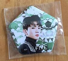 NEW SHINee FIVE Limited KEY pin badge K-POP F/S