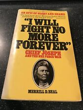 I Will Fight No More Forever (Chief Joseph) best book about America History