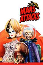 "MARS ATTACK 11""x17"" MOVIE POSTER PRINT"