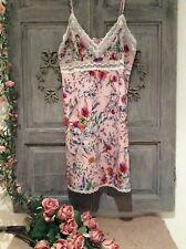 Ted Baker London Diseñador ~ Encaje Camisola Top floral hermoso/~ tamaño 12 ~ BNWOT