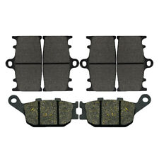 Front Rear Brake Pads Kit for Suzuki Bandit GSF1250 Bandit GSF650 GSX1250 SV1000