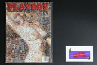 💎 PLAYBOY MAGAZINE: JAN 1999 COLLECTORS EDITION 45TH ANNIVERSARY ISSUE💎