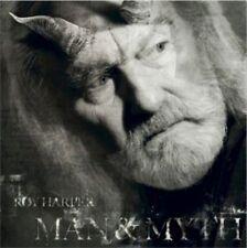 Man & Myth by Roy Harper (CD, Sep-2013, Bella Union)